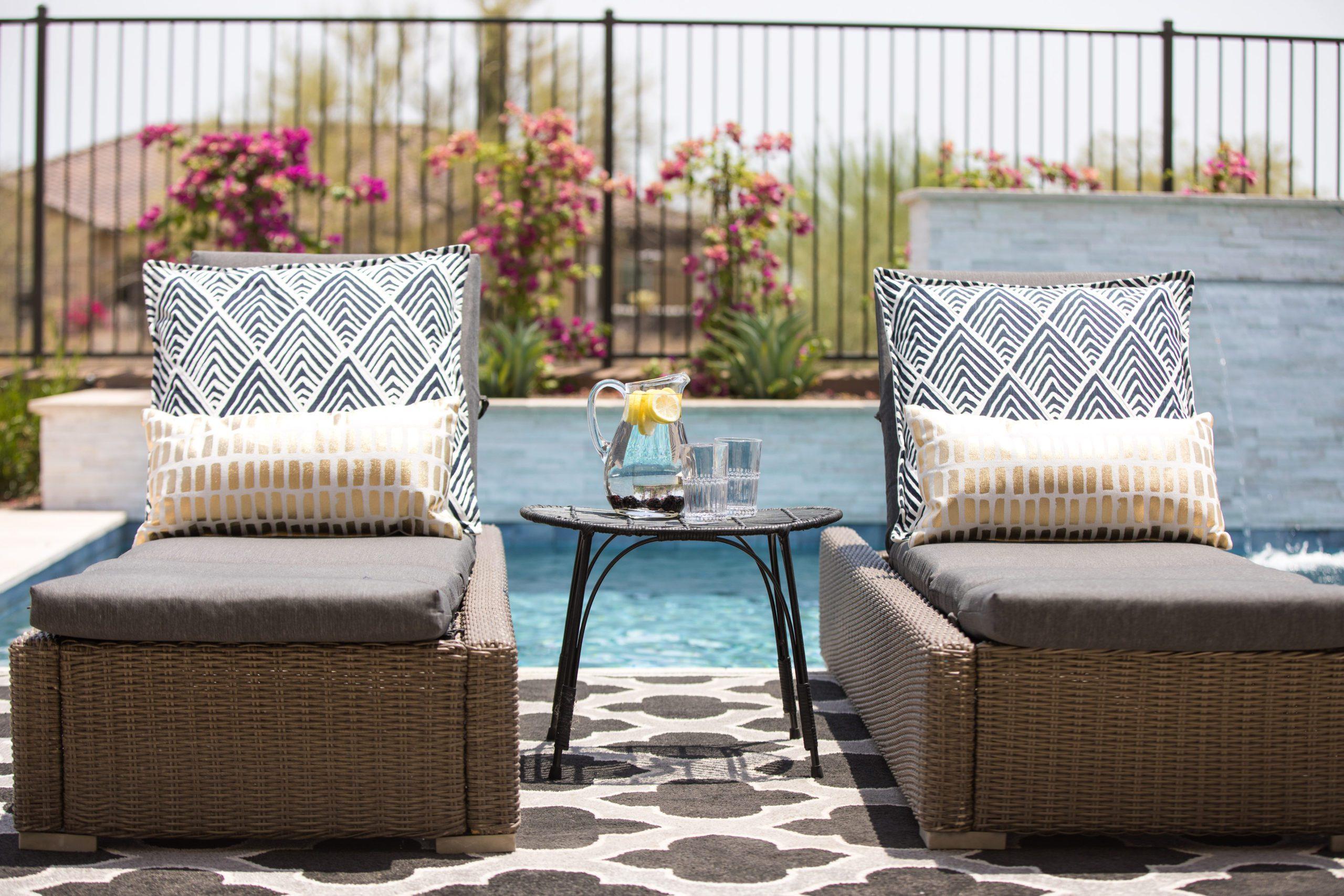 Scottsdale Backyard Design Ideas
