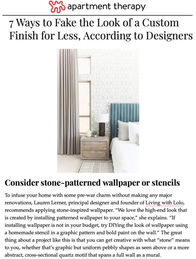 Interior Design Scottsdale