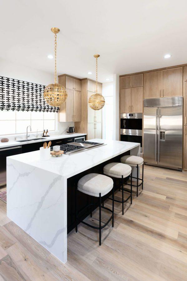 contemporary kitchen scottsdale interior design