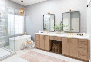 contemporary bathroom Scottsdale Interior Design