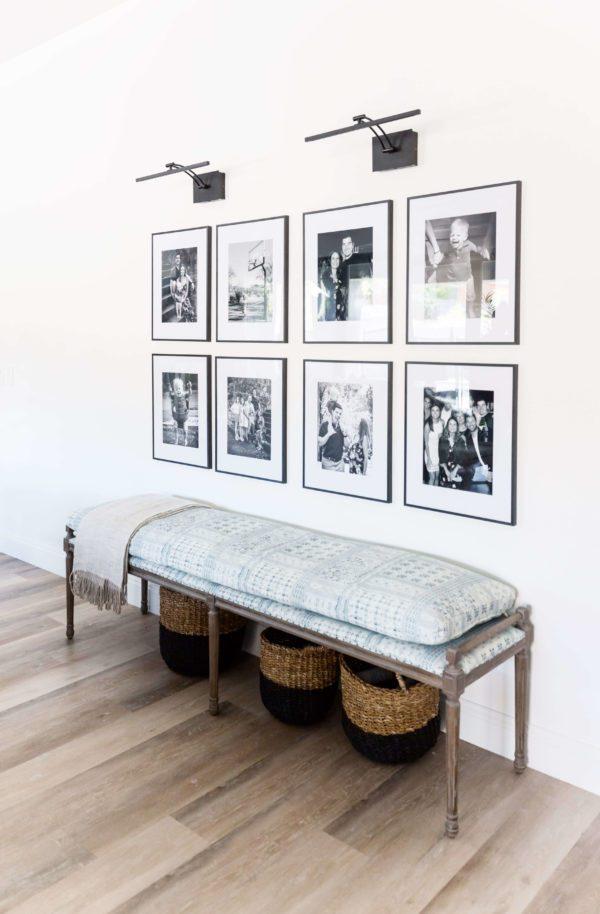 Contemporary interior design mudroom ideas